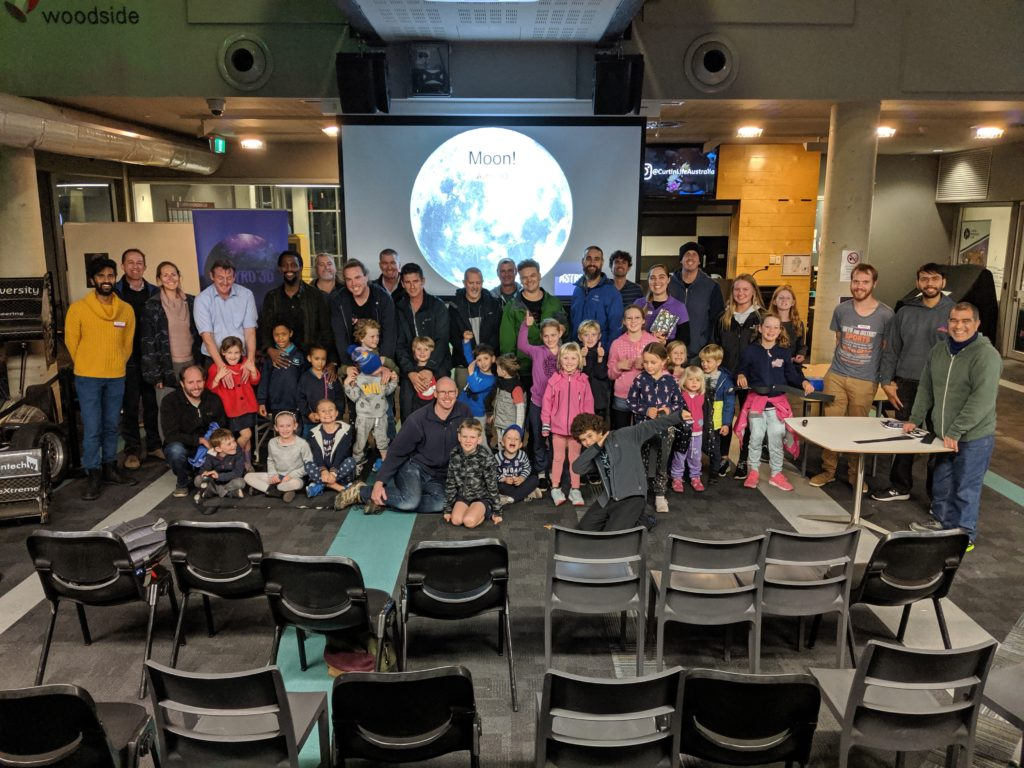 Events and Outreach - Curtin Institute of Radio Astronomy