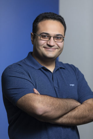 Dr Arash Bahramian