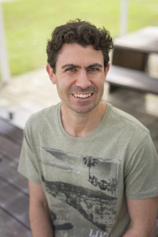 Dr Ben McKinley