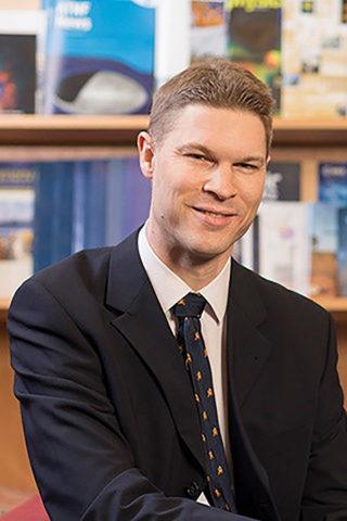 Associate Professor James Miller-Jones