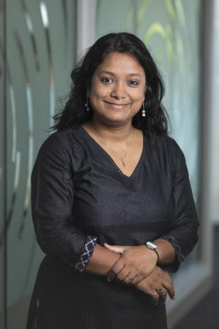 Dr Nipanjana Patra