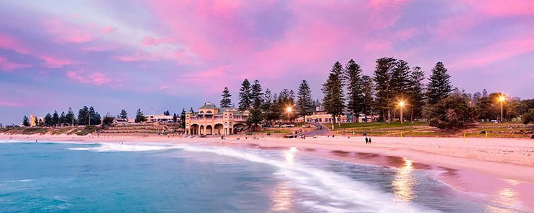 Cottesloe beach foreshore Image Credit: Michael Willis Photography